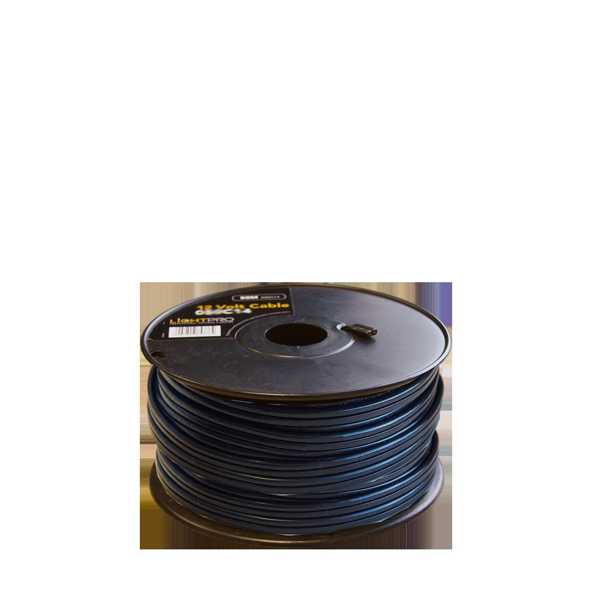Kabel 25m 12v