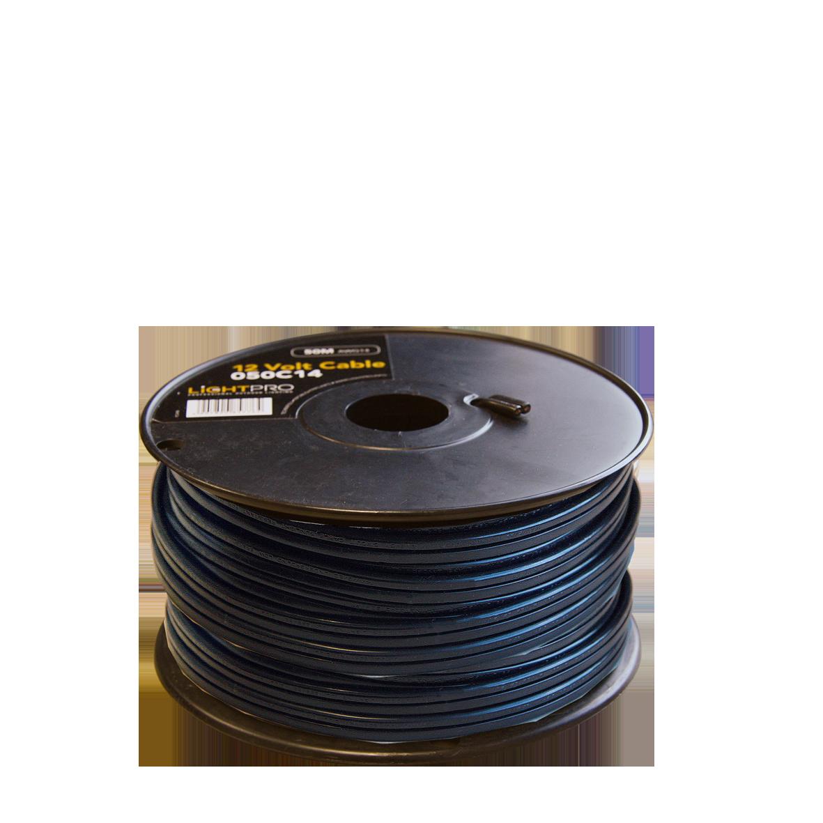 Kabel 50m 12v