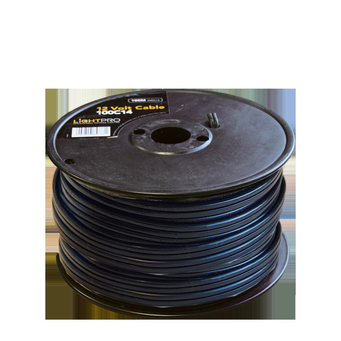 Kabel 100m 12v