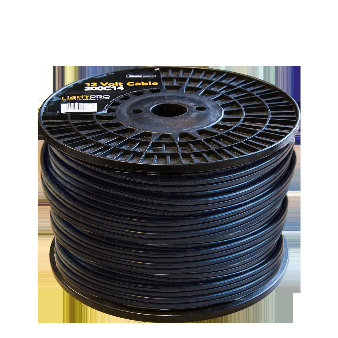 Kabel 200m 12v
